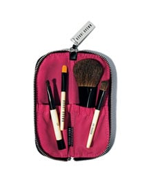 Bobbi Brown Pink Raspberry Mini Brush Set