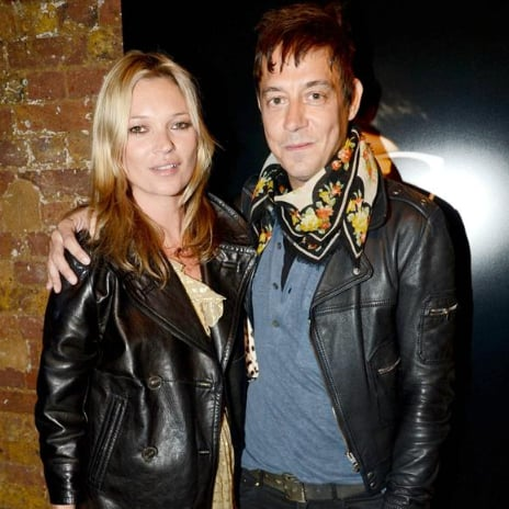 Kate Moss at The Kills Book Party in London | Pictures