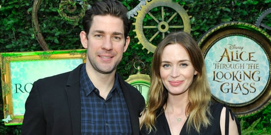 John Krasinski And Emily Blunt Announce Baby No. 2's Arrival In A Very Patriotic Way