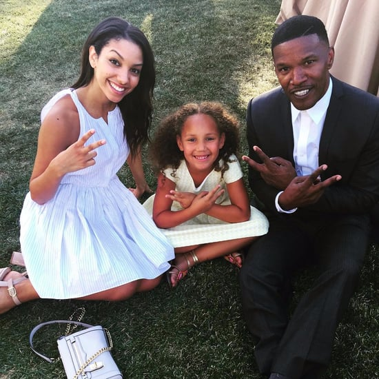 Pictures of Jamie Foxx With His Daughters
