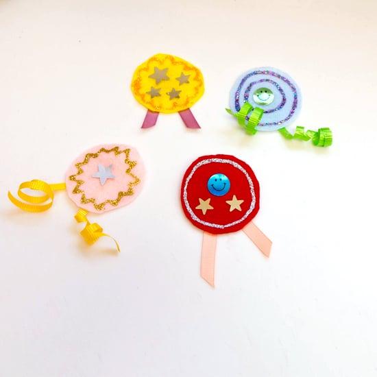 Bravery Badges For Kids