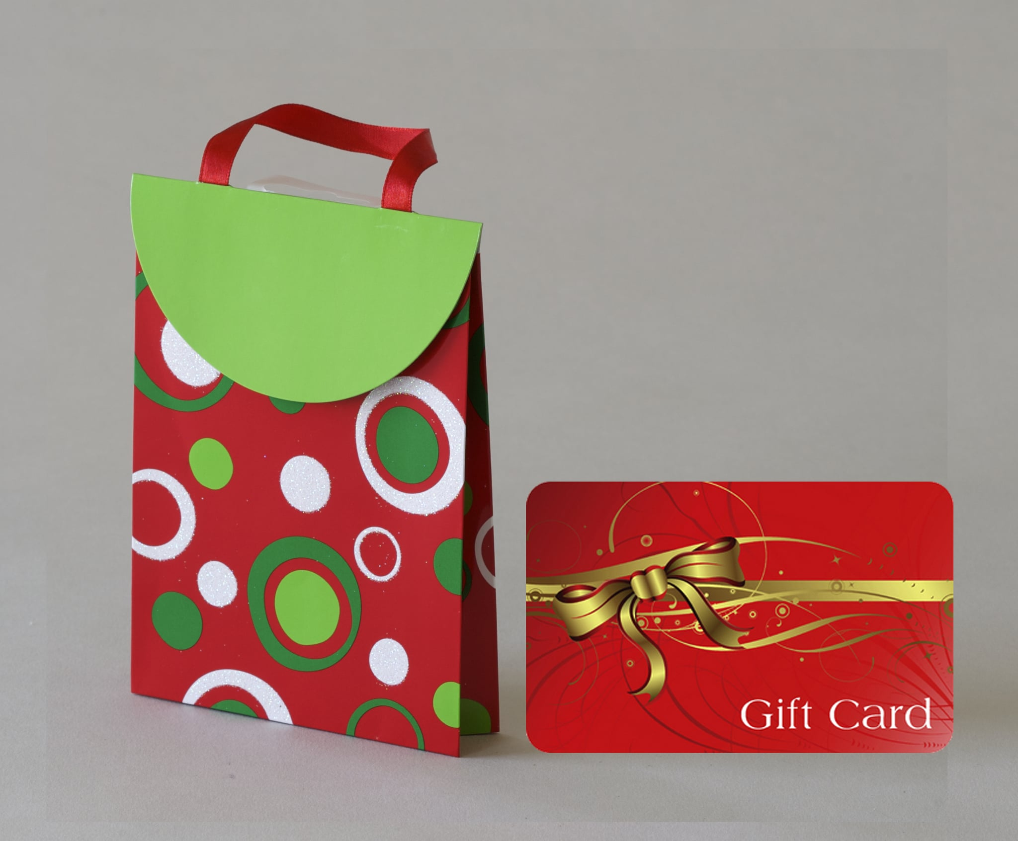 Give the gift of a gift card.