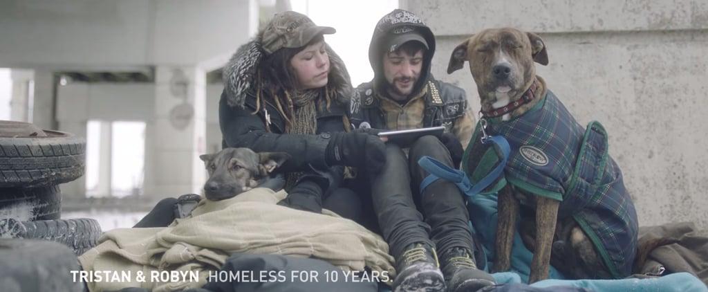 Homeless People Reading Mean Tweets Will Break Your Heart