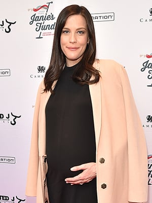 Liv Tyler Welcomes Daughter Lula Rose - See Her First Photo