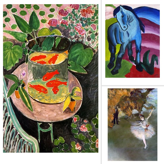7 Fine Art Prints Perfect For Hanging in Kids' Rooms