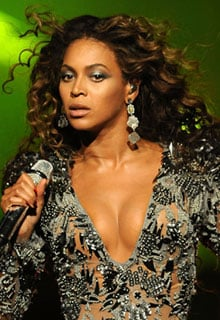 """Beyonce Gets Sued by Abercrombie & Fitch Over """"Fierce"""" New Fragrance"""
