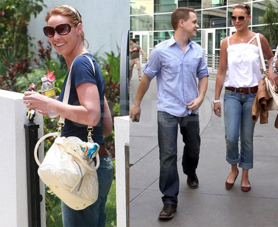 Photos of Katherine Heigl and T.R. Knight in LA