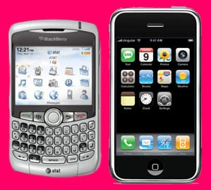 Check Out Some of the Best iPhone and BlackBerry Apps of 2009