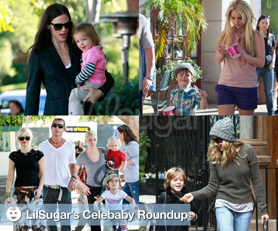 Pictures of Celebrity Babies 2010-11-15 15:00:34