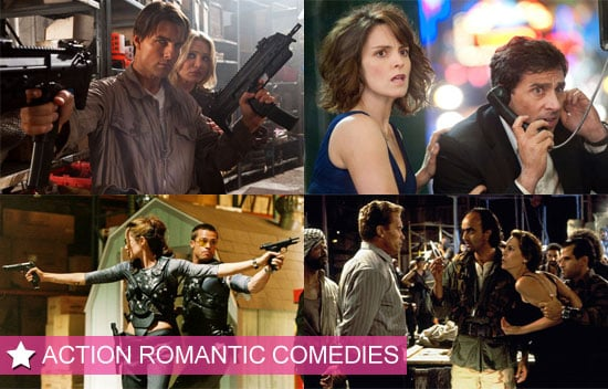 List of Movies in the Action Romantic Comedy Genre