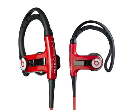 Photos of Power Beats In-Ear Headphones