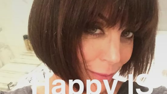 Bethenny Frankel Shows Off Striking New 'Do: 'This S**t Ain't No Wig'