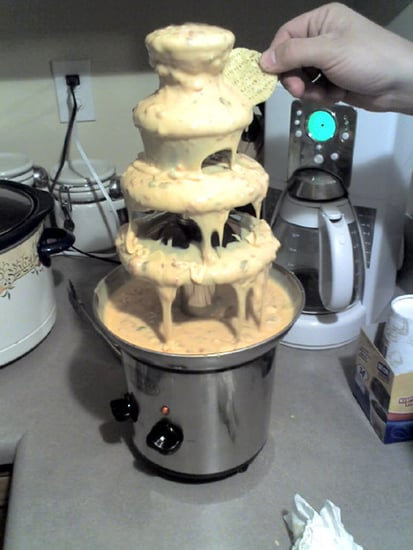 Would You Enjoy This Nacho Cheese Fountain?