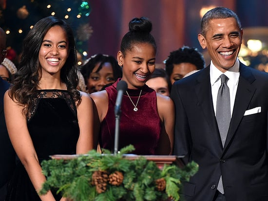 President Obama on the Importance of Being a Feminist Father to Daughters Malia and Sasha: 'Now That's What They Expect of All M