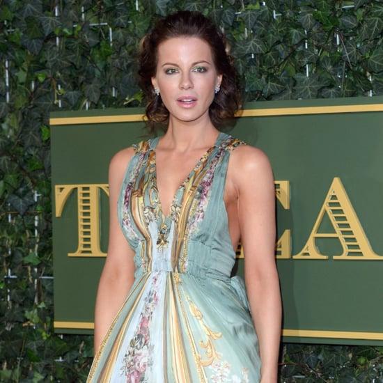 Kate Beckinsale's Dress Evening Standard Theatre Awards