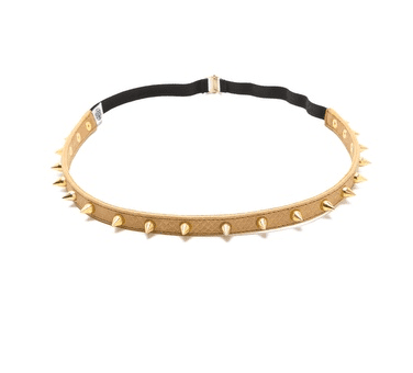 Add this B-Low the Belt spiked belt ($120) to all your solid dresses to give them that extra oomph.