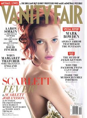 Scarlett Johansson Reveals Nude Pictures Were For Ryan Reynolds