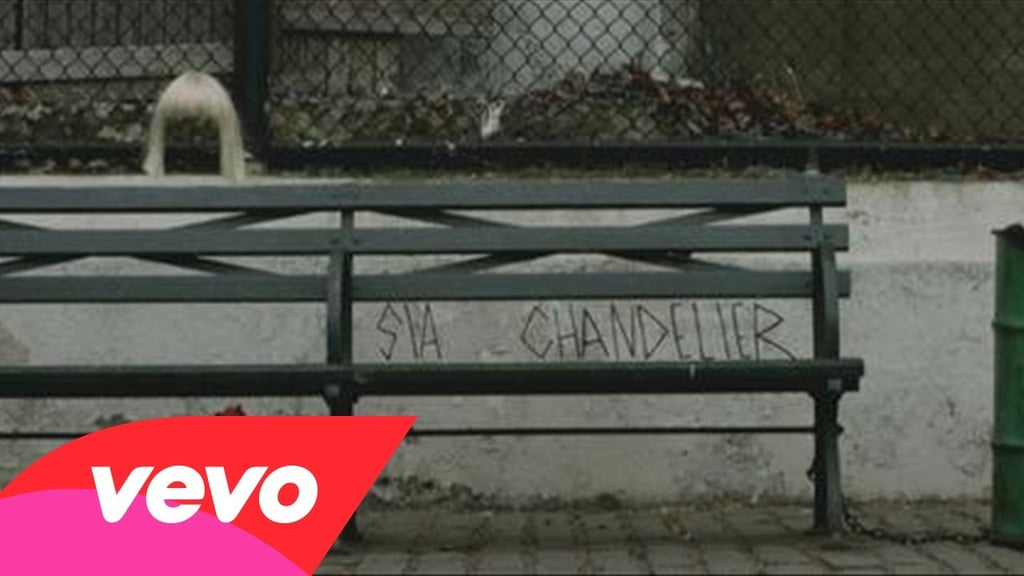 """""""Chandelier"""" by Sia"""