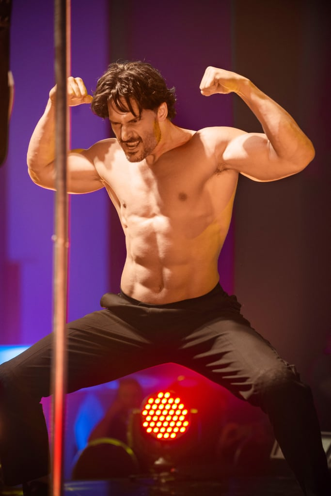 Joe Manganiello Now