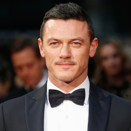 Luke Evans Hot Pictures