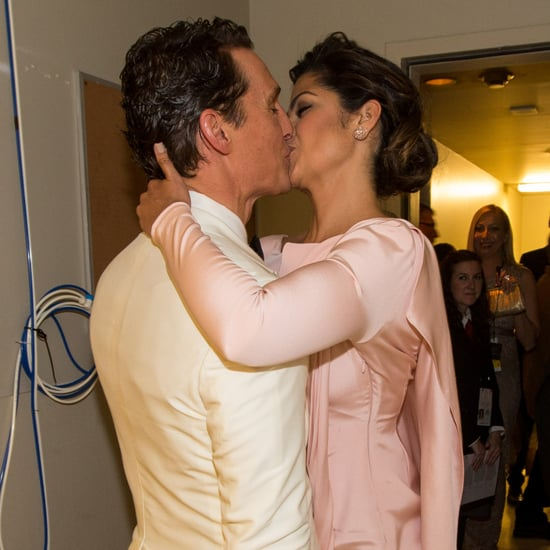 Sexiest Moments at 2014 Award Shows