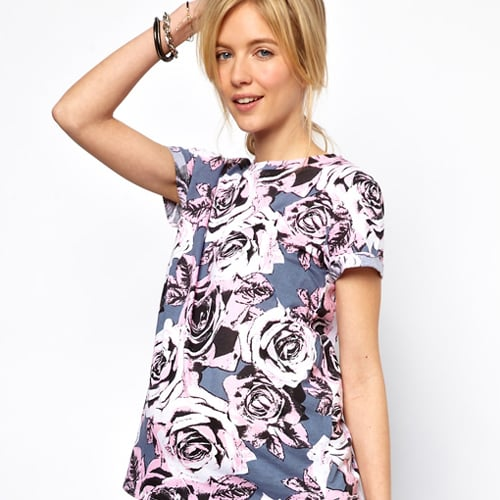 Floral Maternity Clothing For Spring 2013