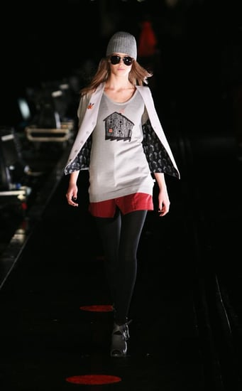 Air New Zealand Fashion Week 2008: Huffer