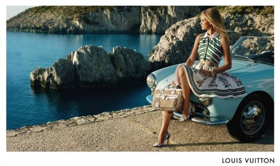 Pictures From Louis Vuitton 2011 Resort Campaign