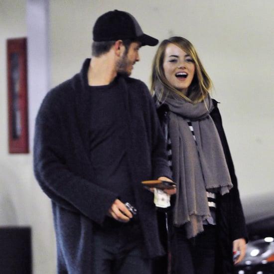 Emma Stone and Andrew Garfield's Date Night in LA