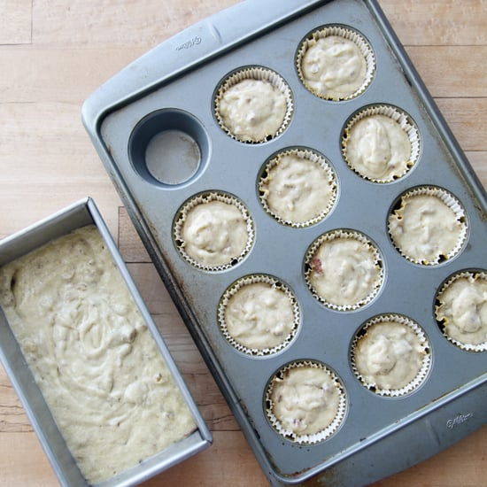How to Change a Quick Bread Recipe to Muffins