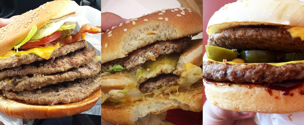 Can You Guess the Fast Food Burger?