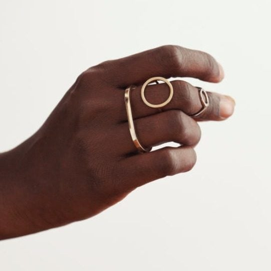 Club Monaco Knocks It Out of the Park With New Jewelry Collabs
