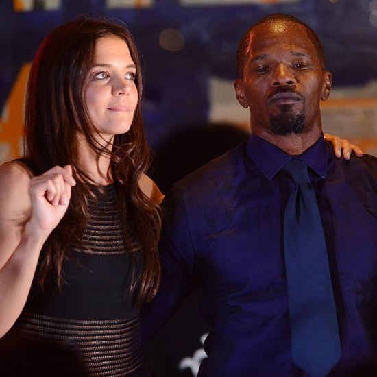 What You Don't Know About Katie Holmes and Jamie Foxx's Connection