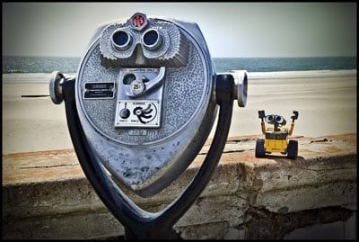 Wall-E Photography