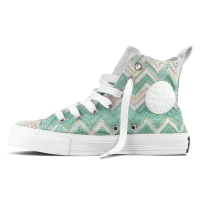 Missoni for Converse: The Latest Designer Collaboration Creates Some Seriously High Fashion Trainers to Covet