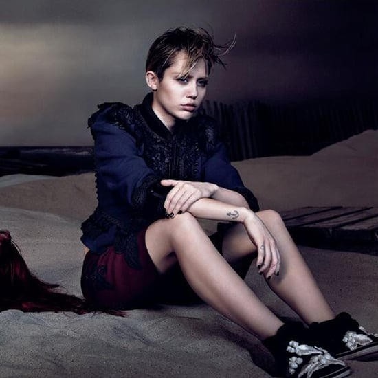 Miley Cyrus in Marc Jacobs Spring 2014 Campaign | Pictures