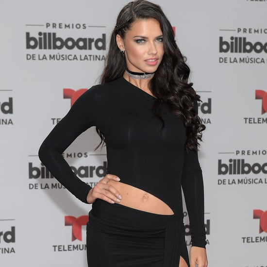 Adriana Lima at Billboard Latin Music Awards 2016