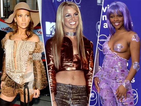 Throwback VMAs Looks We Still Love (and How to Wear Them Today)