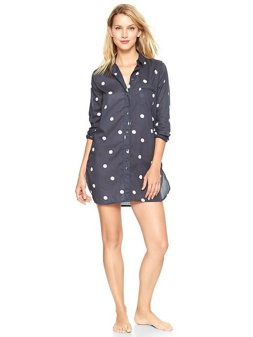 Gap Printed Nightshirt