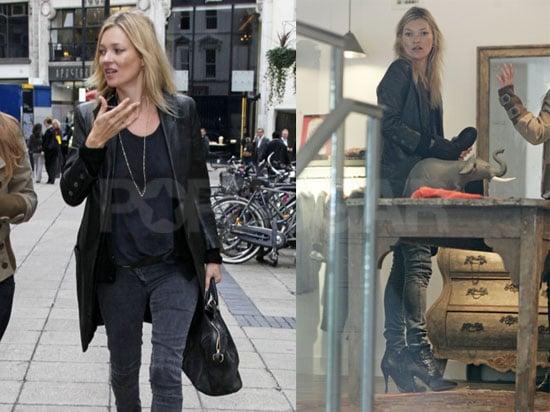 Photos of Kate Moss