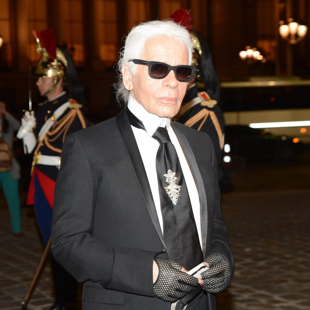 Karl on Casual Dressing
