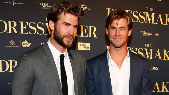 Liam Hemsworth Recalls Throwing a Knife at Brother Chris' Head, Says Childhood Rivalry Was Like 'The Hunger Games'