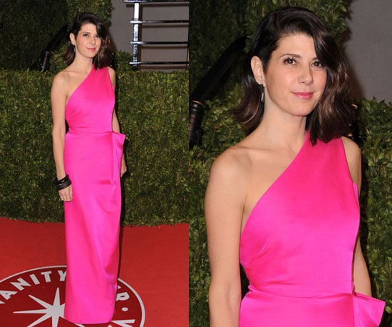 Marisa Tomei at Oscars 2011 Afterparty