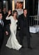 Angelina Jolie wore Winter white to her December 2010 NYC premiere of The Tourist.