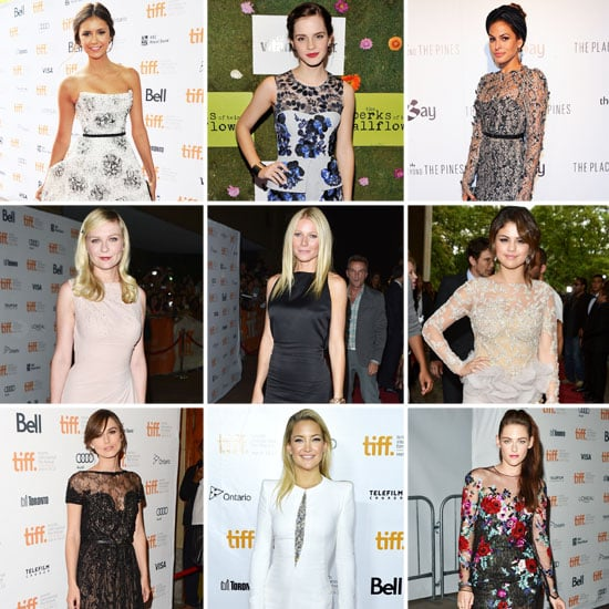 52 Pictures of Celebrities on the red carpet at the 2012 Toronto Film Festival: Kristen Stewart, Gwyneth Paltrow & More!