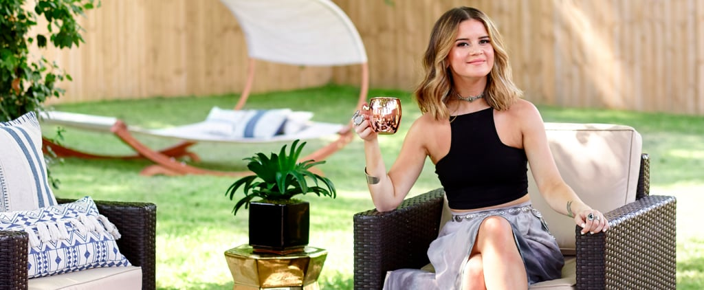 This Country Star's Party-Ready Backyard Defines Summer Goals