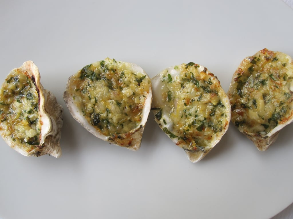 Mobile-Style Oysters