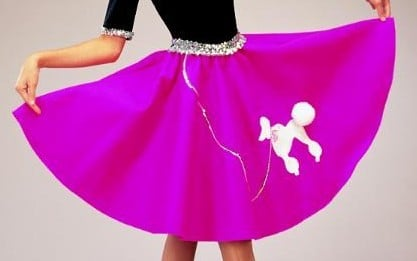 Poodle Skirt