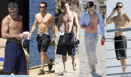 Which Shirtless Guy Do You Want to Spend Memorial Day With?