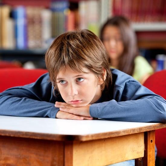 Child and Teacher Problems